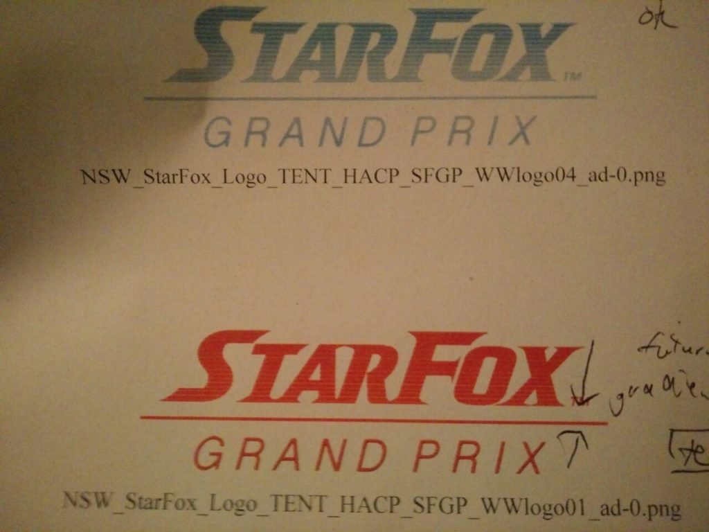 Star Fox Grand Prix