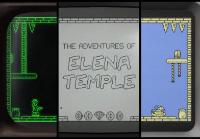 [REVIEW] The Adventures of Elena Temple