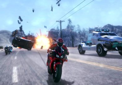 [REVIEW ] Road Redemption