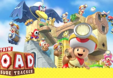 [REVIEW] Captain Toad: Treasure Tracker