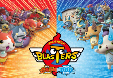 [REVIEW] Yo-Kai Watch Blasters: Red Cat Corps & White Dog Squad
