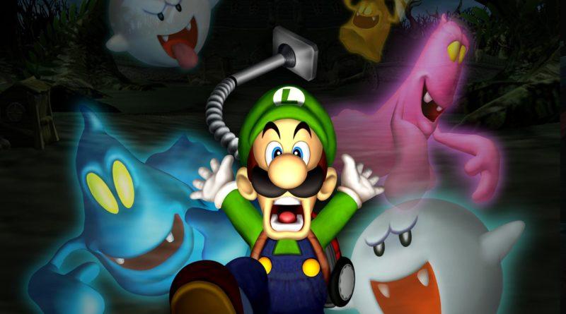 [PREVIEW] Luigi's Mansion