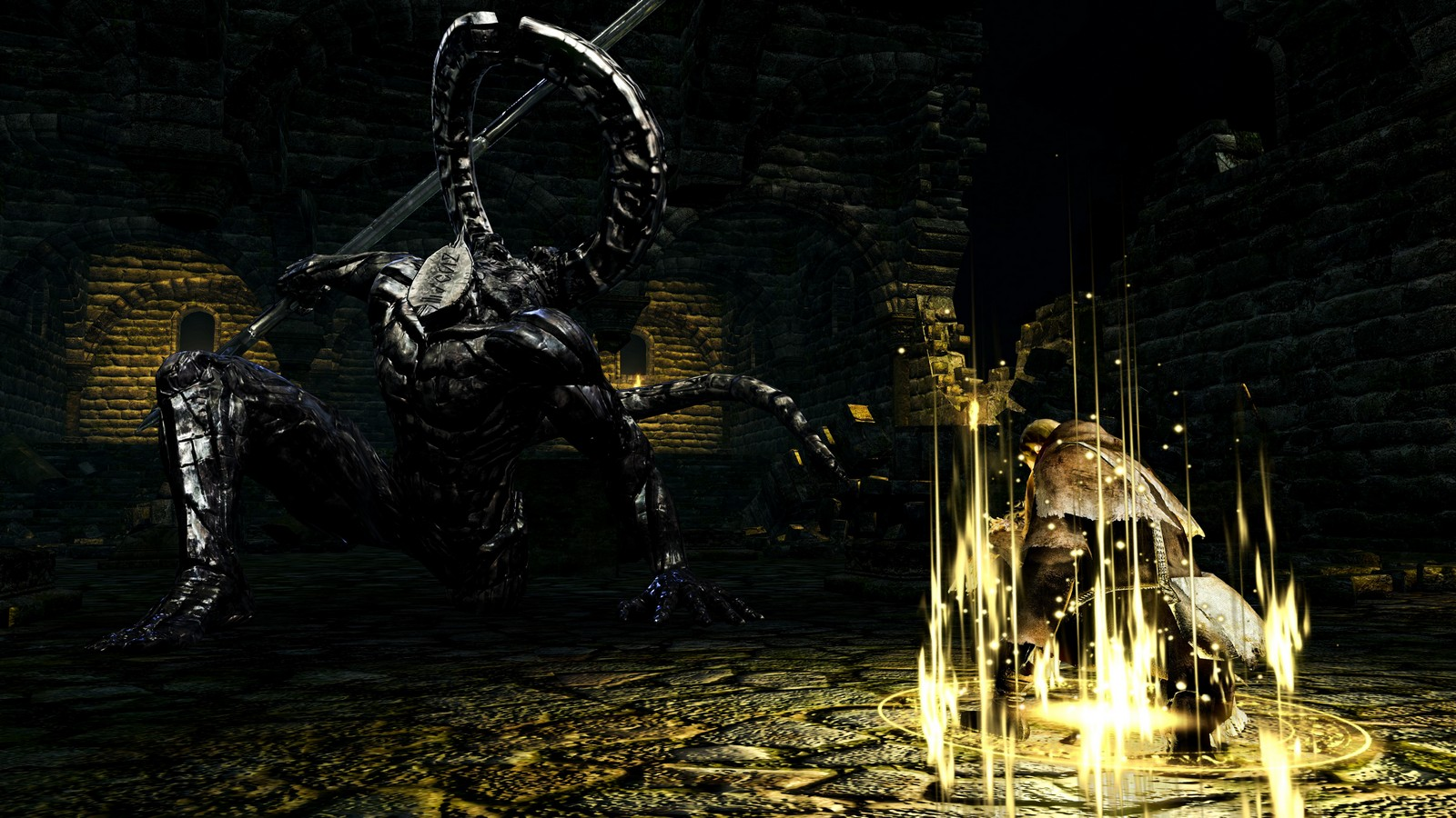 Dark Souls DLC PvP matchmaking Palm Beach dating