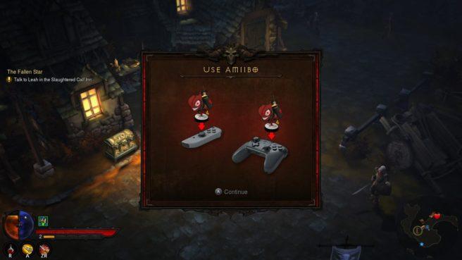 Diablo III amiibo