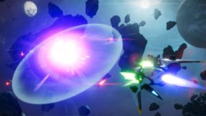 Starlink Space Battle