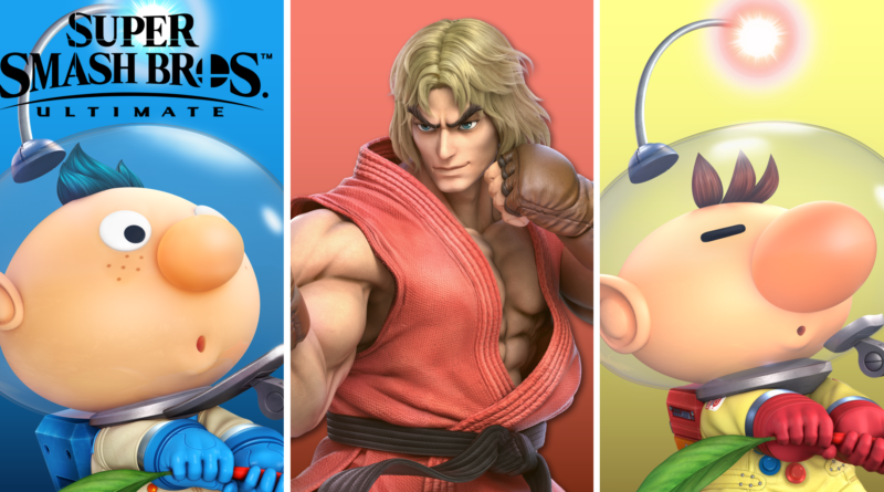 Super Smash Bros.-blog samenvatting: week 22