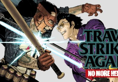 [REVIEW] Travis Strikes Again: No More Heroes