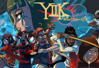 [REVIEW] YIIK: A Postmodern RPG