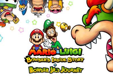 [REVIEW] Mario & Luigi: Bowser's Inside Story + Bowser Jr.'s Journey