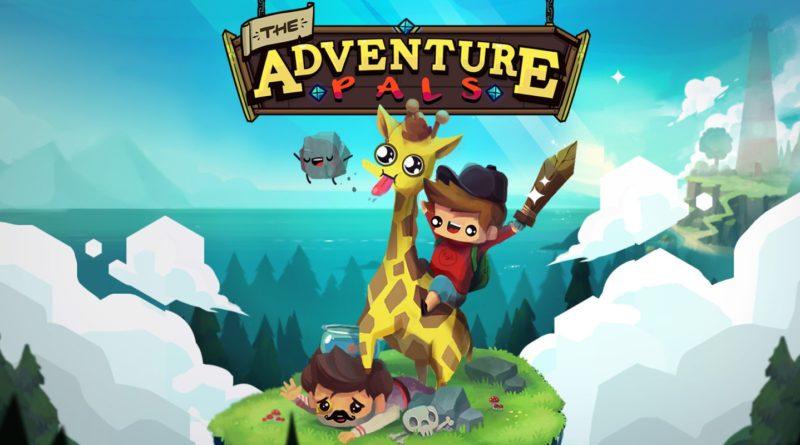 [Prijsvraag] Win de fysieke versie van The Adventure Pals