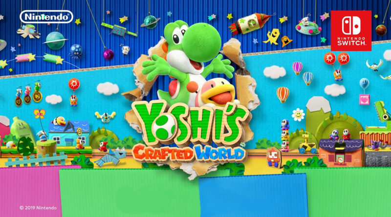 [PREVIEW] Yoshi's Crafted World