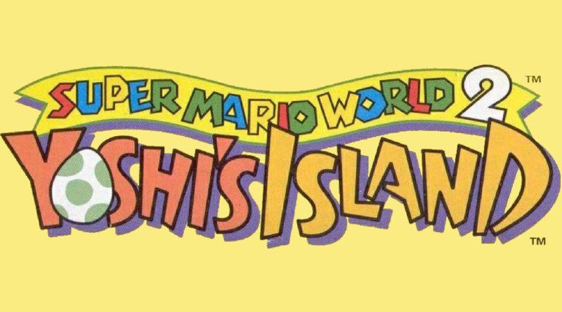 [DN Classic] Super Mario World 2: Yoshi's Island