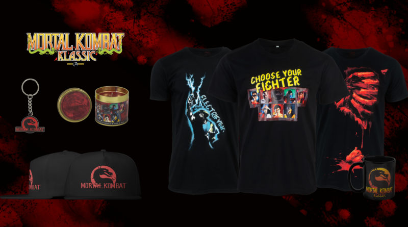 Mortal Kombat Merch