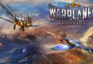 [REVIEW] Warplanes: WW2 Dogfight