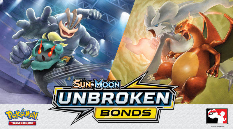 Pokemon Unbroken Bonds logo
