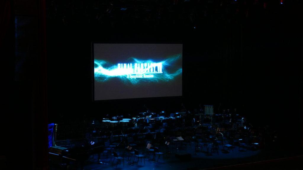 FFVII A symphonic Reunion setup