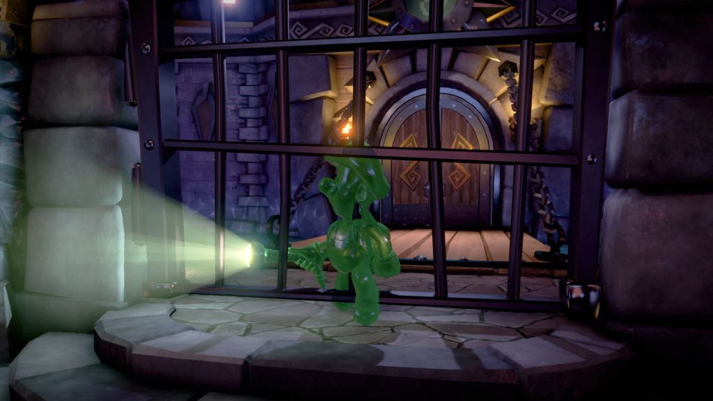 Luigis Mansion 3 screen