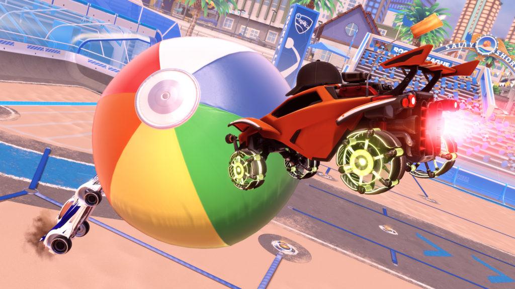 Rocket League Beach Ball