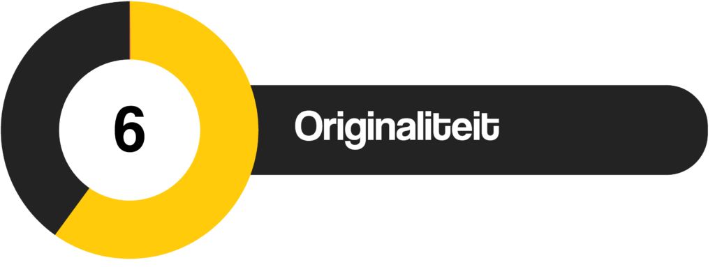 Review Originaliteit 6