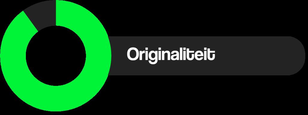 Review Originaliteit 9