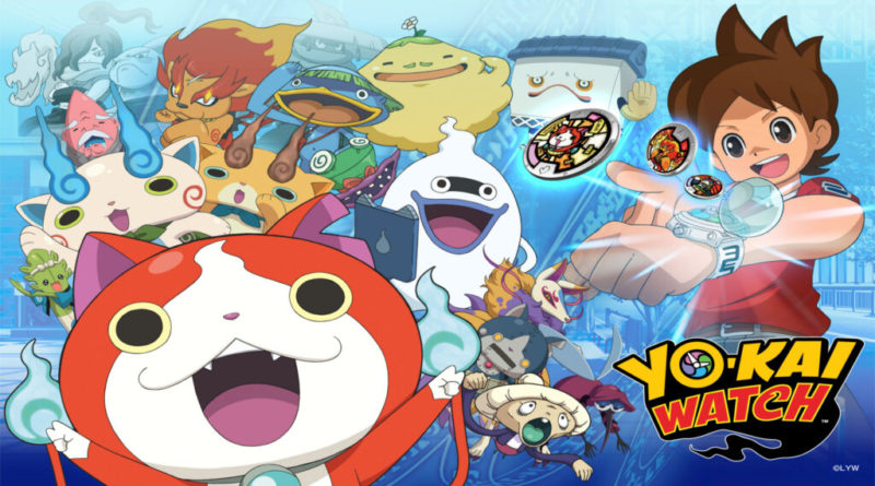 Yo-Kai Watch 1 Logo