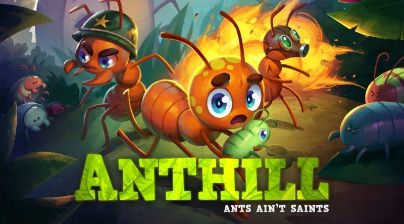 Anthill keyart