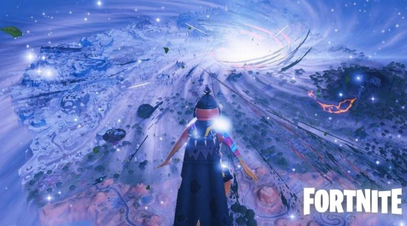 Fortnite the end