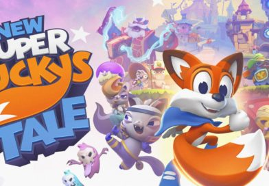 [Review] New Super Lucky's Tale