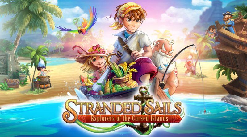 Stranded Sails Keyart