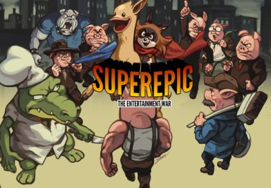 [Review] SuperEpic: The Entertainment War