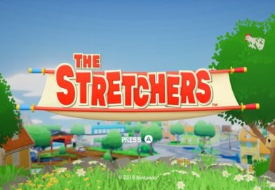 [Review] The Stretchers