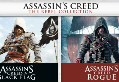 [Review] Assassin's Creed – The Rebel Collection