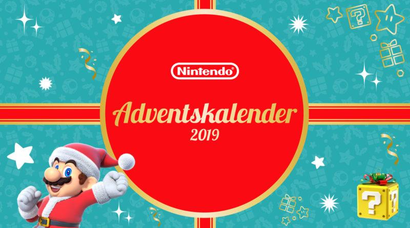 Nintendo adventskalender