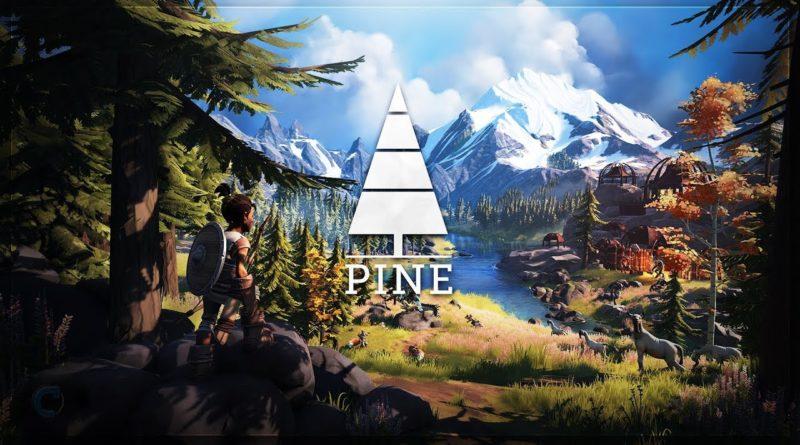 Pine keyart