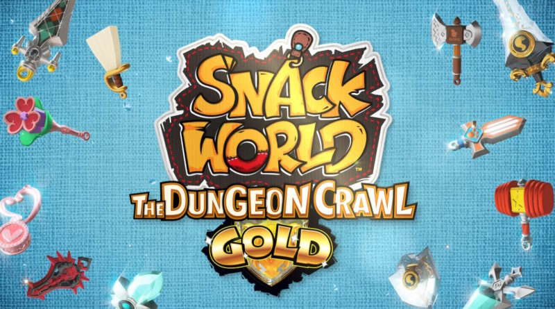 [Preview] SNACK WORLD: THE DUNGEON CRAWL – GOLD