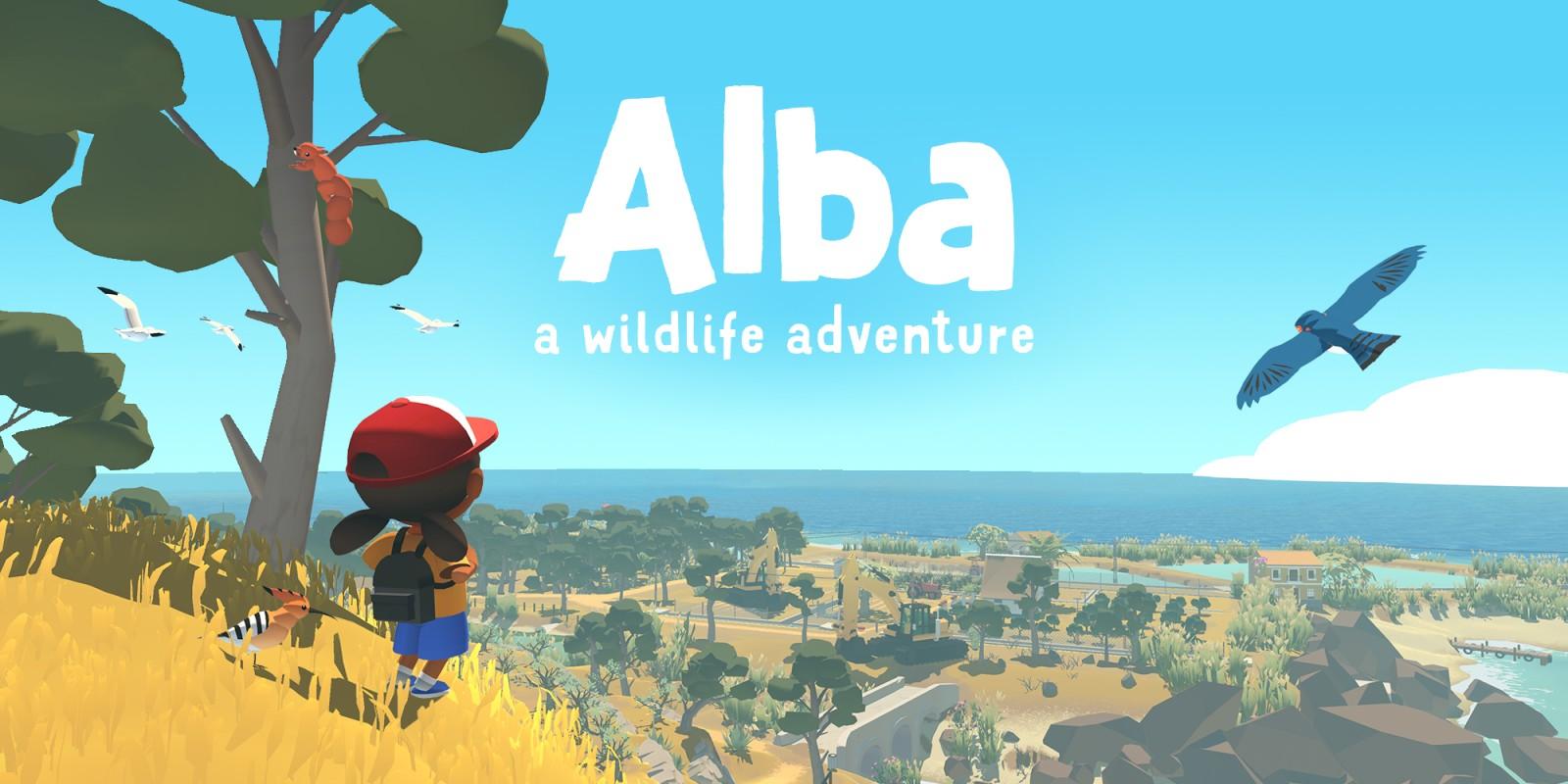 Alba: A Wildlife Adventure header